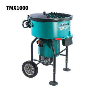 COLLOMIX Forced action Pan mixer TMX 1000