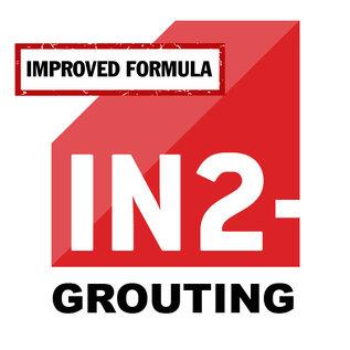 IN2-CONCRETE IN2-GROUTING : Akryl fogmassa för att fylla små sprickor och hål.