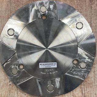 Superabrasive QuickChange-hållarplatta för SCANMASKIN-maskiner