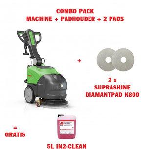 DiBO DiBO Scrubber CT15-B35