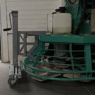 Whiteman Transportverktyg till Multiquip HTX, STX, HHX och HHN glättaren.