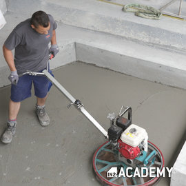 IN2-CONCRETE [Fullbokat] Training troweled concrete - 22/10/2021 (DUTCH)