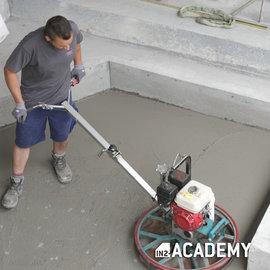 IN2-CONCRETE Training troweled concrete - 22/10/2021 (DUTCH)