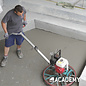 IN2-CONCRETE [Fullbokat] Training troweled concrete - 22/10/2021