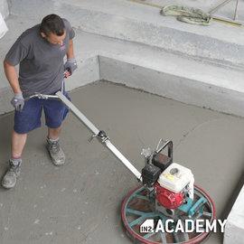 IN2-CONCRETE Training troweled concrete - 26/11/2021 (DUTCH)
