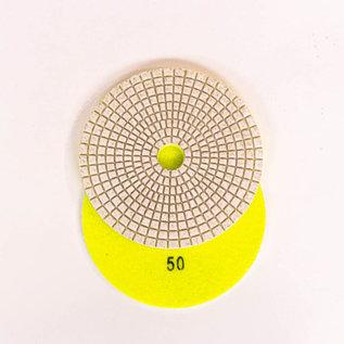 IN2-CONCRETE IN2-Polar Pads - Pads de polissage pour utilisation sec et humide