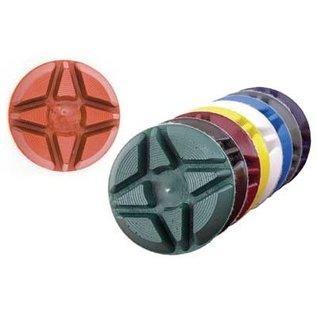 Superabrasive NATO polishing wheel ONLY WET 81,5mm - 12 mm