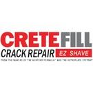 CureCrete CreteFill CrackRepair EZ Shave
