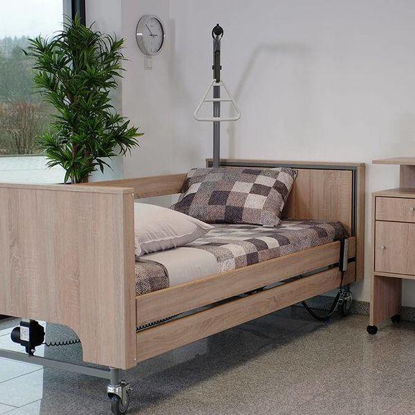 Combitop matrassen Zorgbedden Combi-S de Luxe