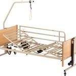 Combitop matrassen Zorgbed Combi Seniorenbed volledig elektrisch verstelbaar