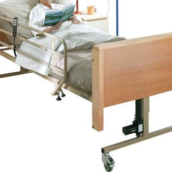 Combitop matrassen Zorgbed Combi seniorenbed elektrisch verstelbaar