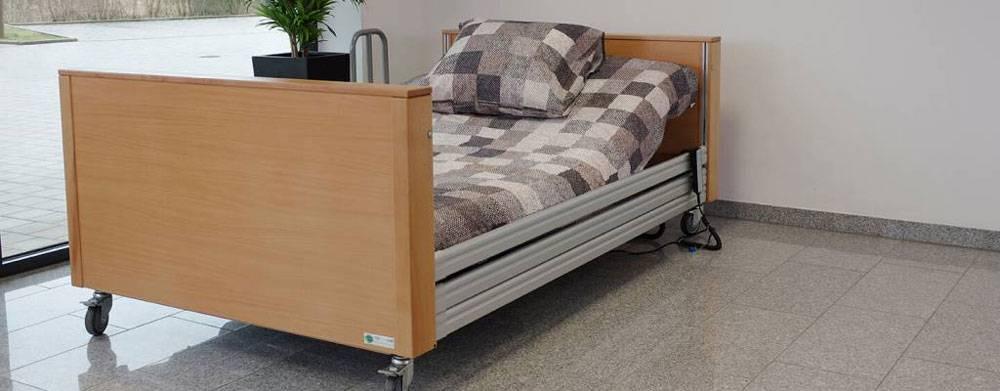 Zorgbedden voor zorg- verpleeghuizen en particulieren