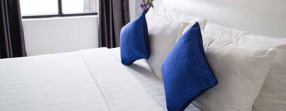 Kussens waar u lekker op slaapt