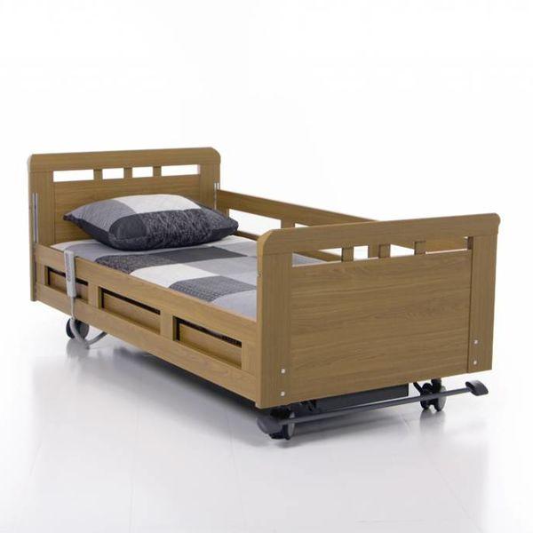 Vroomshoop meubelen Thuiszorgbed Montreal geschikt tot 200kg