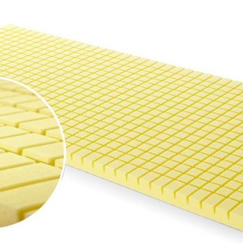 Combitop matrassen Yellow Line