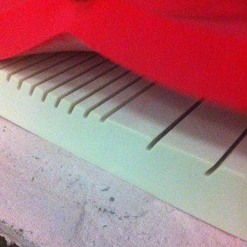 Combitop matrassen Red Lline.