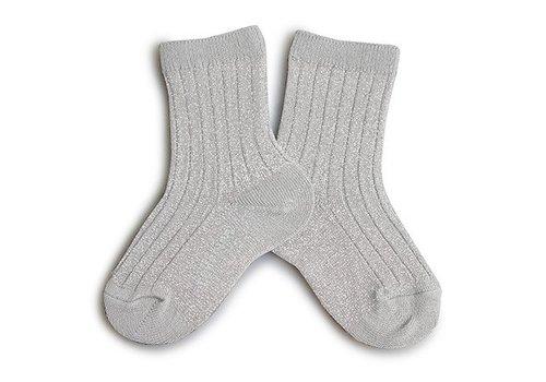 Collegien Lurex socks - JOUR DE PLUIE- Collégien