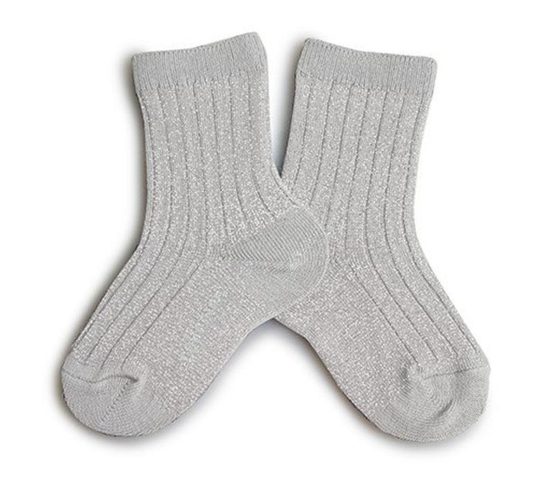 Lurex socks - JOUR DE PLUIE- Collégien