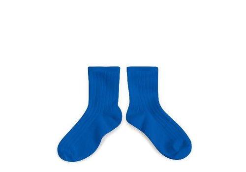 Collegien Ankle Socks - Bleu Eclatant - Collégien