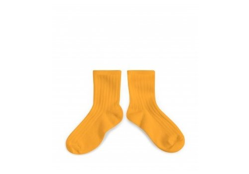 Collegien Ankle Socks - Miel Doré - Collégien
