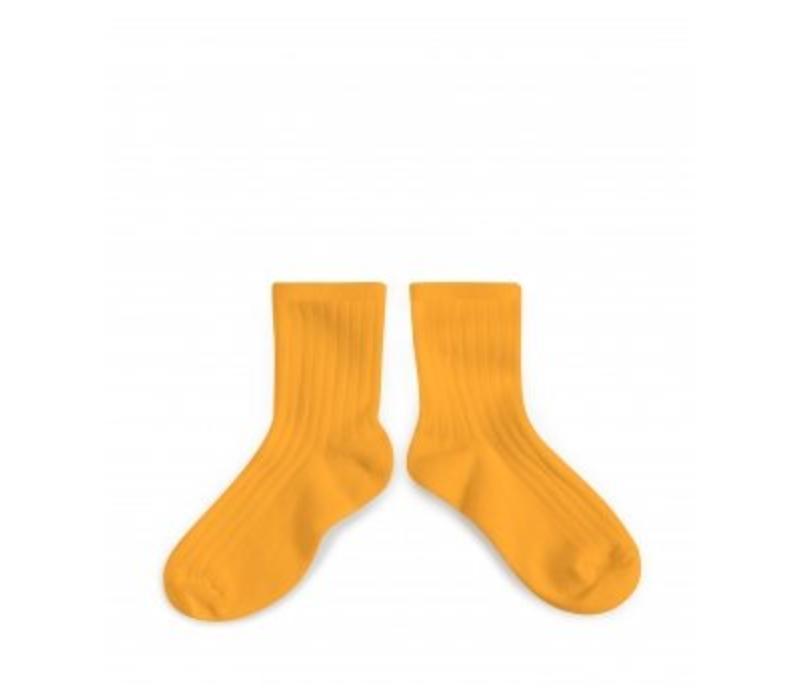 Ankle Socks - Miel Doré - Collégien