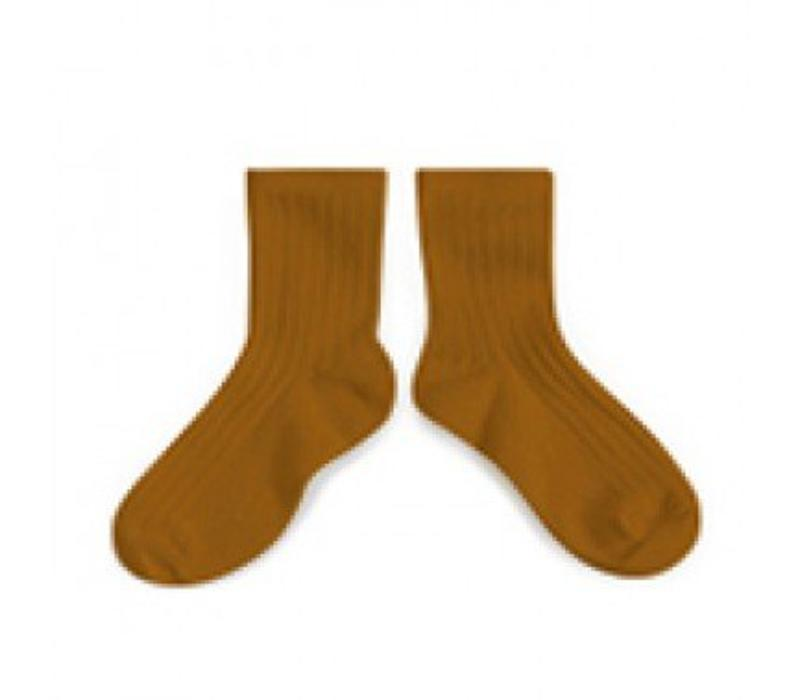 Ankle Socks - Moutarde de Dijon - Collégien
