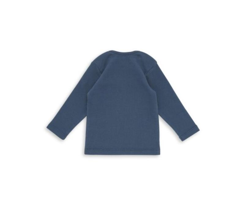 Baby Undershirt Bleu Infini