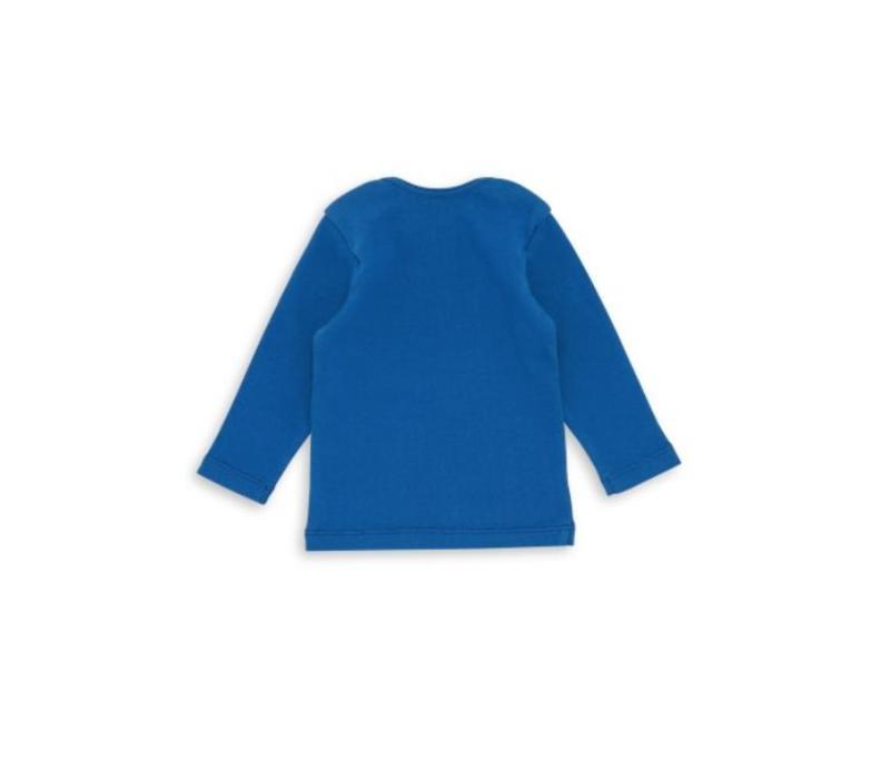 Baby Undershirt Blue Tooth