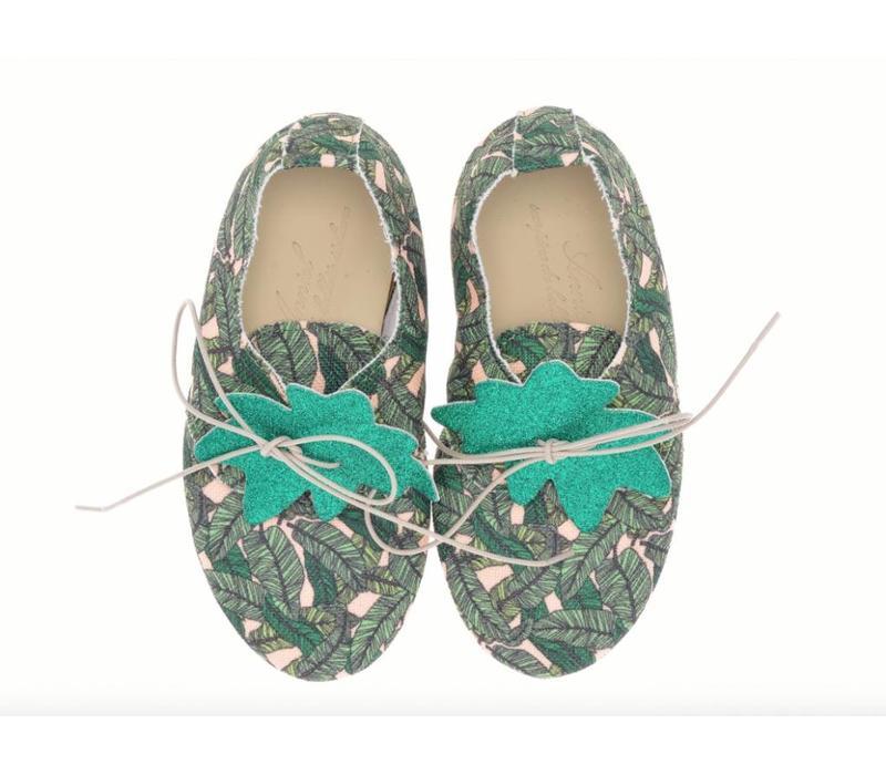 Anniel Kids Verde Green Shoes
