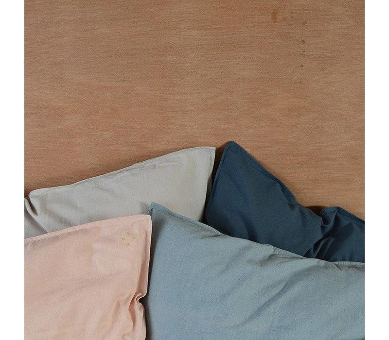 Solid Colour Kussensloop - Peach Puff