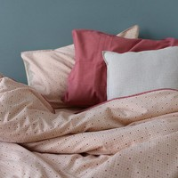 Dekbedovertrek - Keiko Peach Puff/Rose