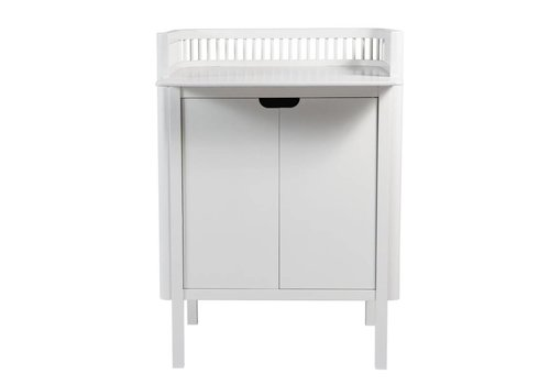Sebra Sebra commode wit hout 79,5x74x90cm