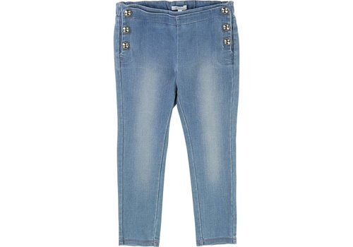 Trousers, denim blue