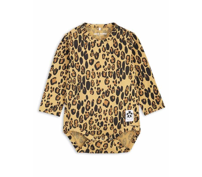 Basic Leopard Ls Body Beige