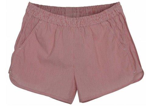 Designers Remix Girls LR Cali Shorts, Red