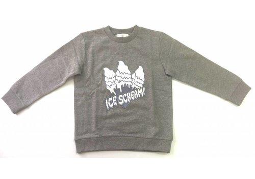 Stella McCartney Kids Seth Boy Sweater Darker Thunder