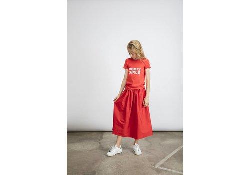 Designers Remix Girls LR Collin Skirt, Red