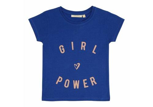 Soft Gallery Pilou T-shirt Surf The Web, Girlpower