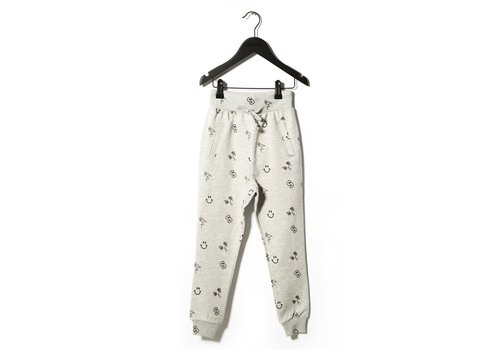 Sometime  Soon Pants Alto Grey Melange