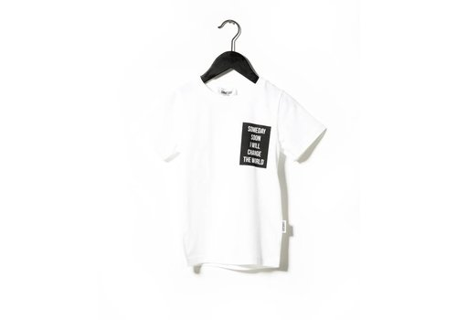 Sometime  Soon T-Shirt Vista White