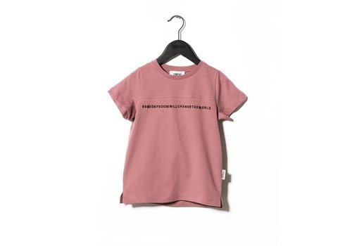 Sometime  Soon T-Shirt Leandro Pink