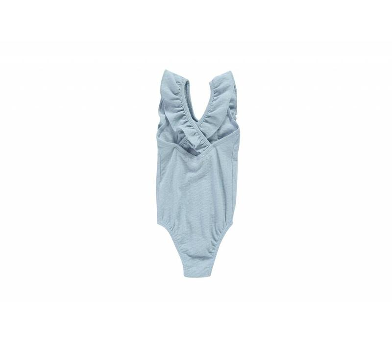 Bathing Suit Cachou, blue
