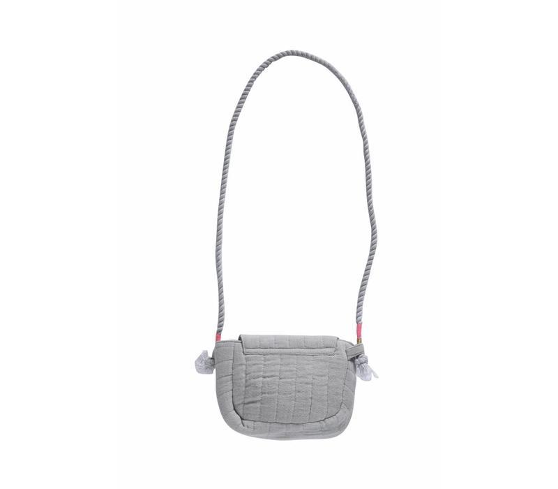 Bag Louisa, silver blue