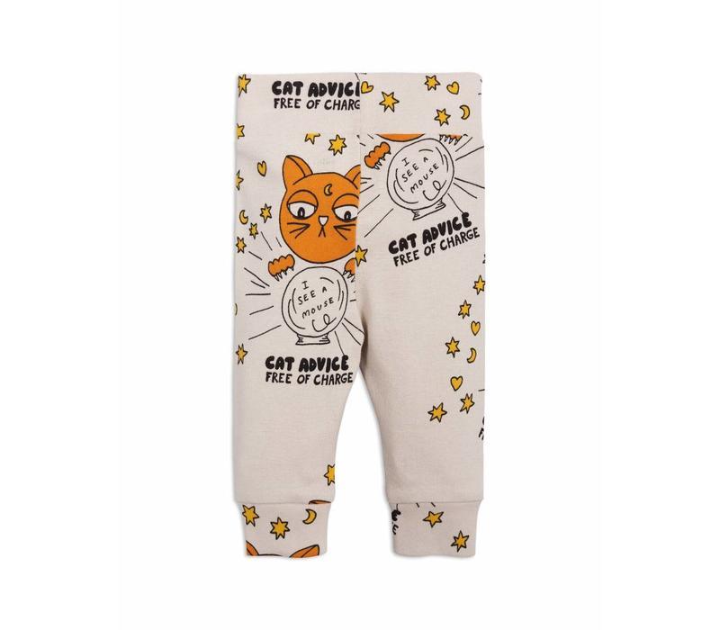 Cat advice nb leggings beige