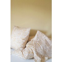 Bed Linen Junior - Cream AOP Golden Glow