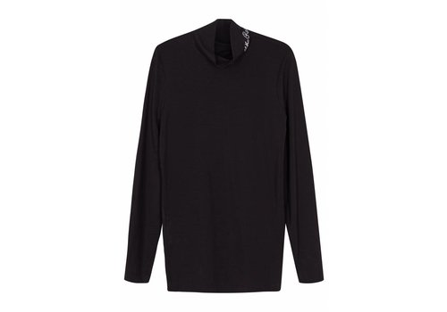 Little Remix LR Caitlyn Turtleneck, Black