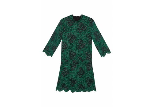 Designers Remix Girls LR Veronica Dress, Apple Green