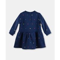 Bretta  Baby Dress, Embro Hearts