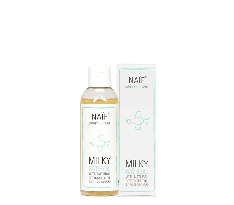 Milky Bath Oil