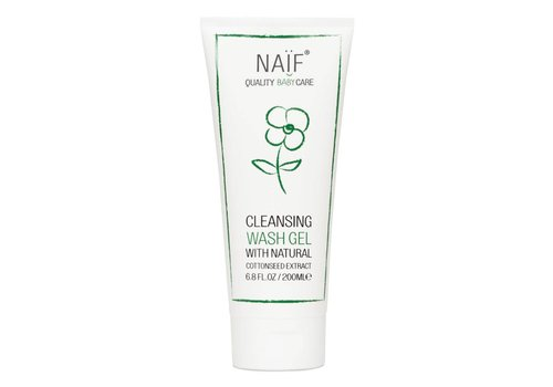 Naif Cleansing Wash Gel